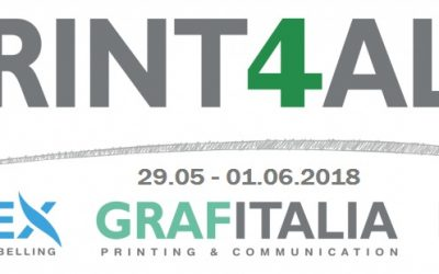 PRINT4ALL Milano 2018